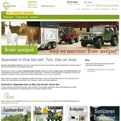 Website Vakwinkel